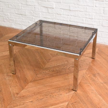 エアボーン ガラスセンターテーブル