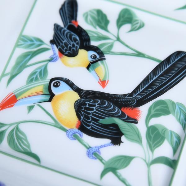 HERMES  toucans 灰皿