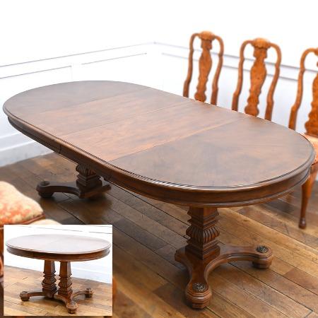 USA製 拡張式ダイニングテーブル
