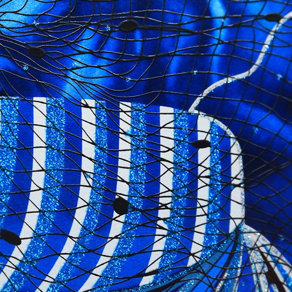 マーティロ・マヌキアン 「ブループロファイル2002」シルクスクリーン