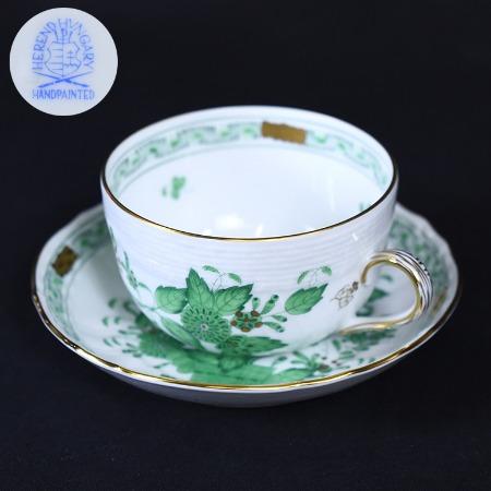 インドの華 (1726) コーヒーカップ&ソーサー