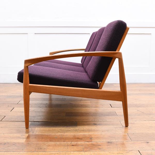 宮崎椅子 ペーパーナイフソファ3シーター