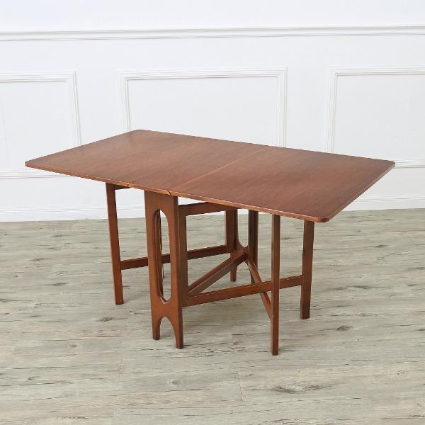 Jentique ゲートレッグドロップリーフテーブル
