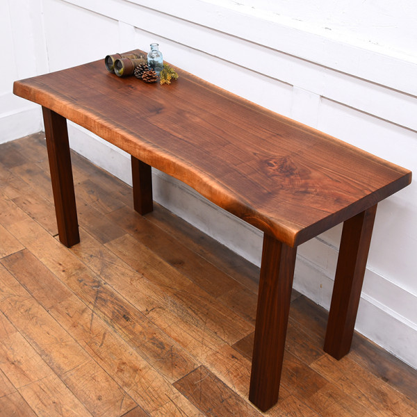 ウォールナット一枚板 テーブル