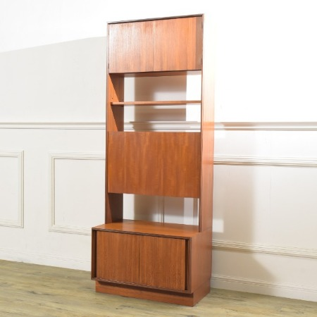 G-PLAN Teak drinks cabinet