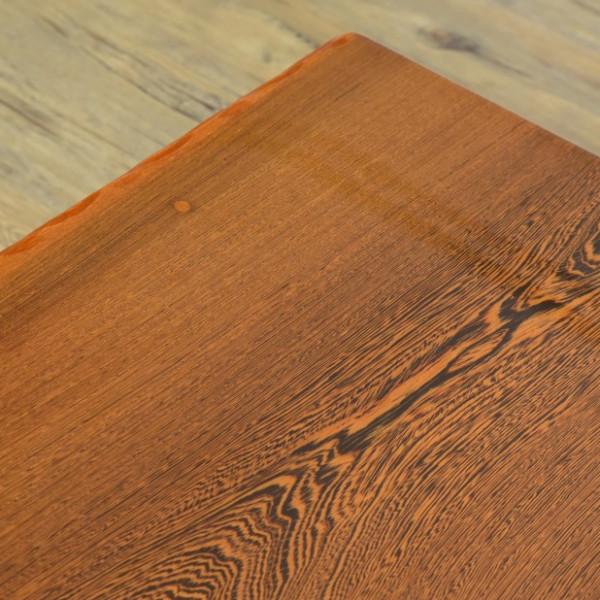 鉄刀木 一枚板 座卓