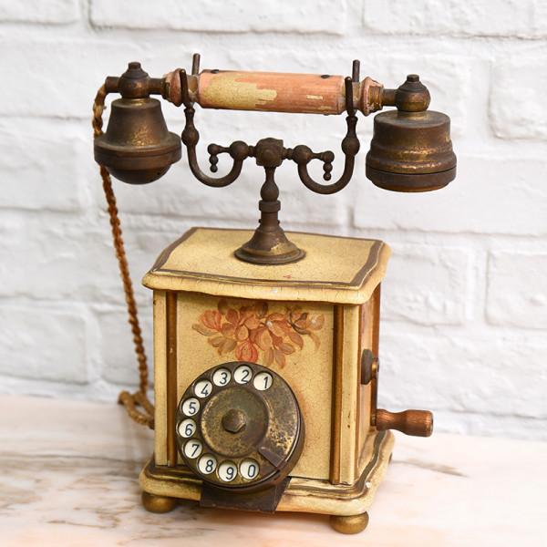 ロココ様式 電話機