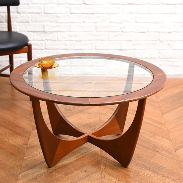 G-PLAN サーキュラーアストロテーブル Occasional Table (8040)