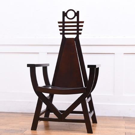 星野民藝家具 八仙椅子