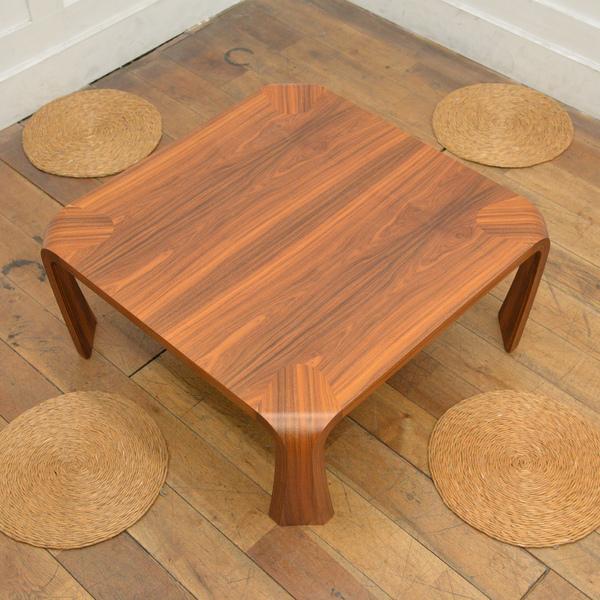 天童木工 ローズウッド座卓