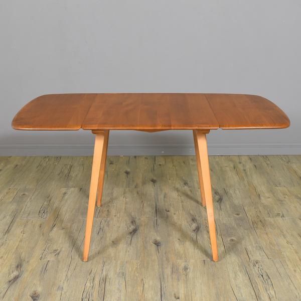 Ercol レクタングル ドロップリーフダイニングテーブル