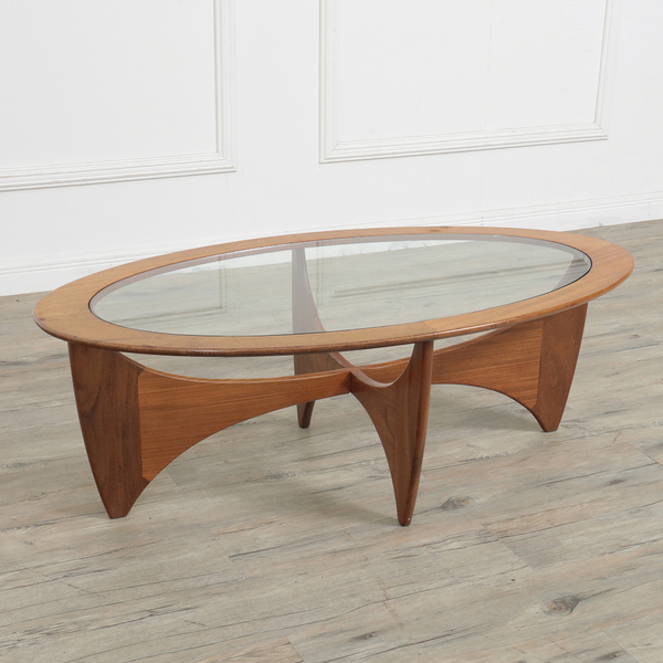 G-PLAN オーバルコーヒーテーブル(astroオーバルテーブル)