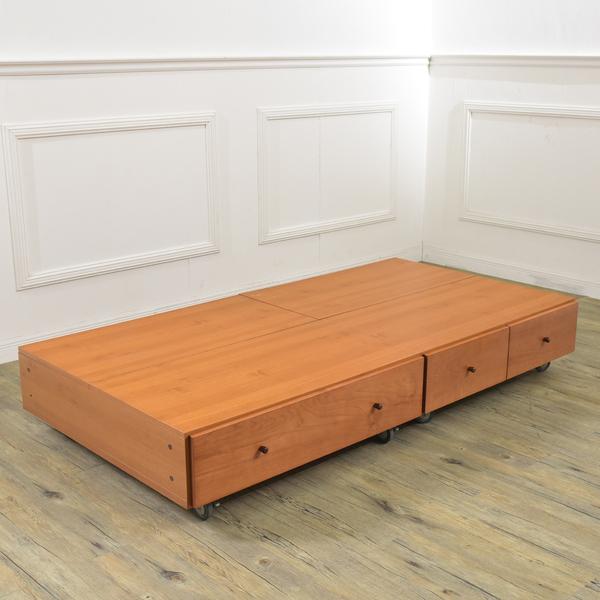 IDC大塚家具 シングルサイズ ベッドフレーム