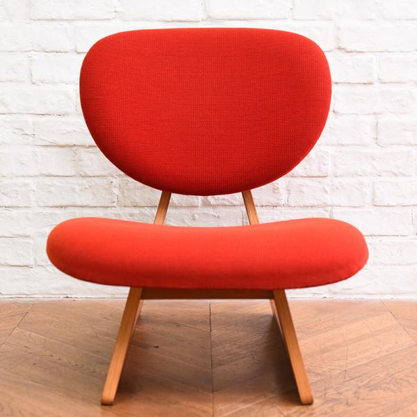 天童木工 Tendo / Japan 天童木工 ヴィンテージ 低座椅子