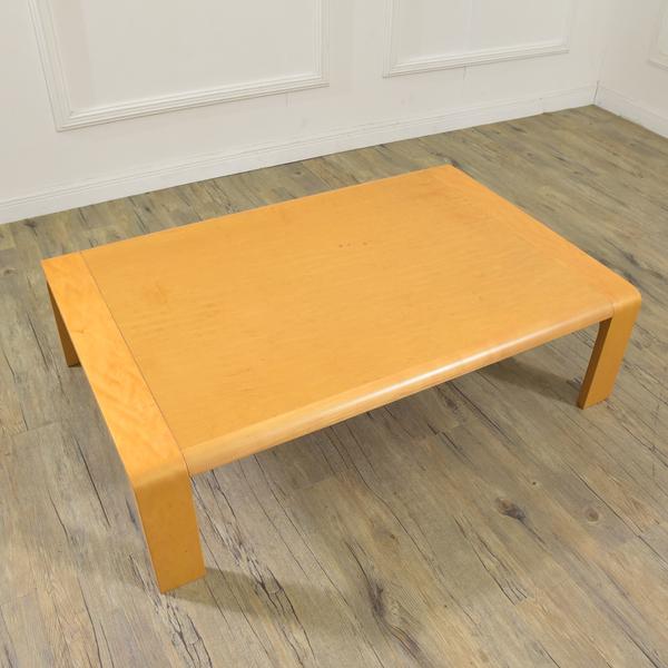 天童木工 メープル 座卓