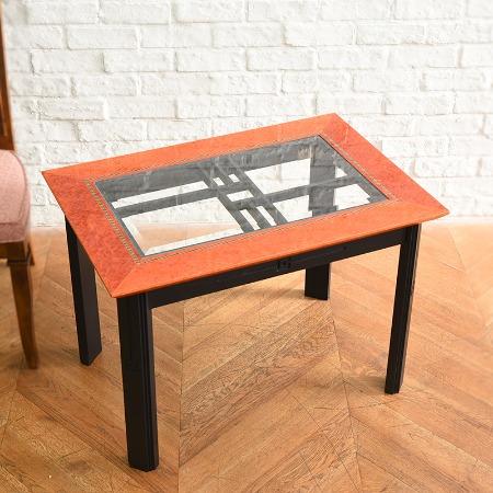 バーズアイメープル サイドテーブル