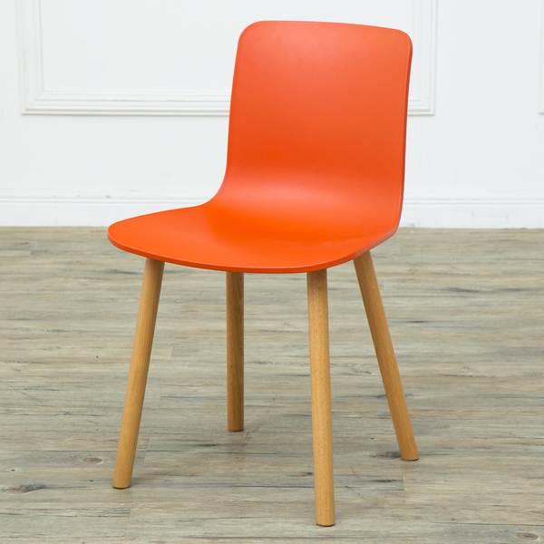 Vitra HALwood chair