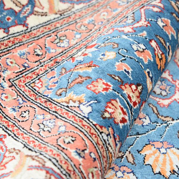 カイセリ産 トルコ絨毯 シルク