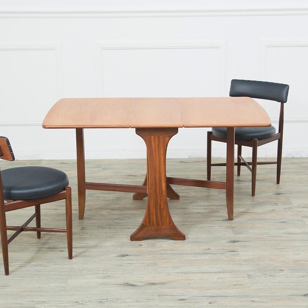 G-PLAN フレスコ ゲートレッグドロップリーフテーブル