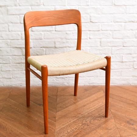 J.L.Moller / No.75 chair