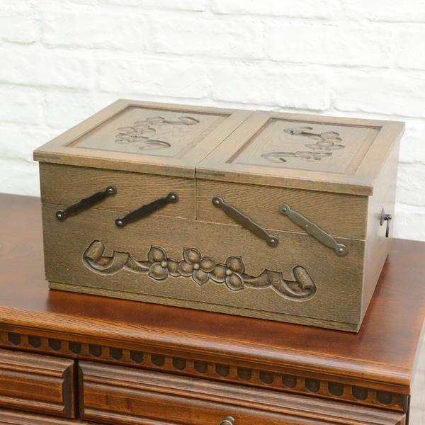 神戸洋家具 裁縫箱