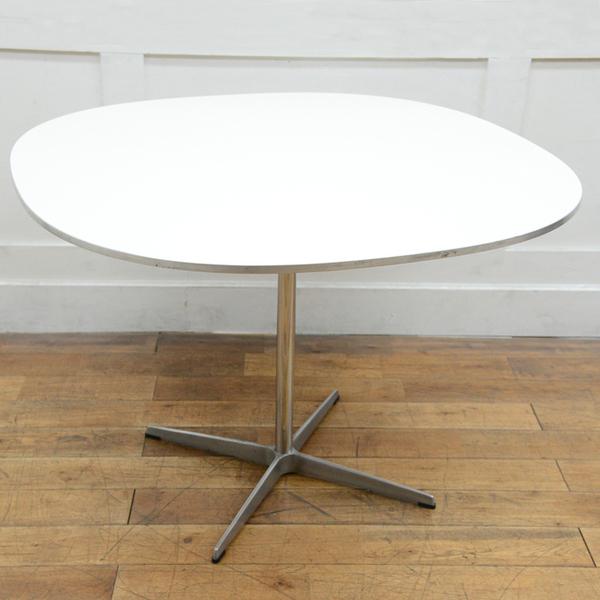#33559 Fritz Hansen A603 Super-circular Table コンディション画像 - 2