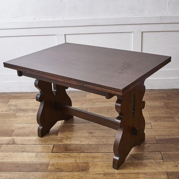 INGLESANTS 英国アンティーク ドローリーフテーブル