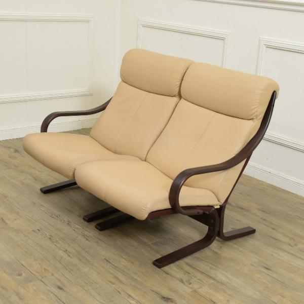 Fuji Furniture 2人掛けリビングチェア