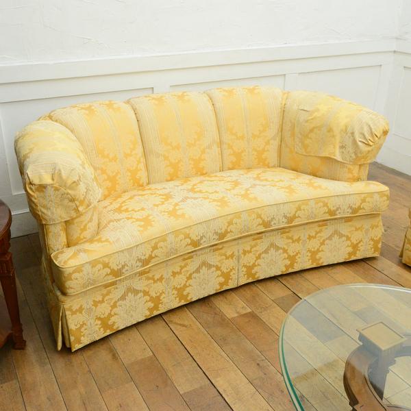Upholstery ソファ2人掛け