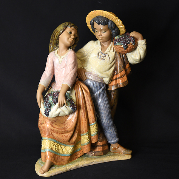 リヤドロ LLADORO / Spain LLADRO 陶器人形