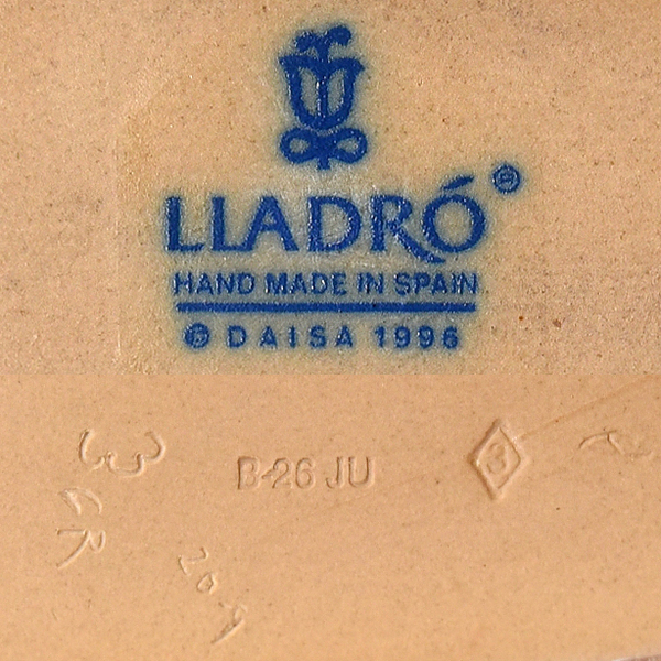 LLADRO 陶器人形