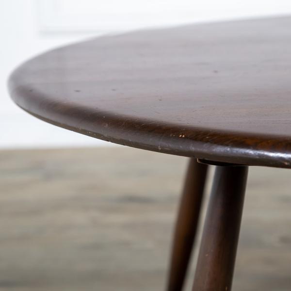 #34259 ラウンド コーヒーテーブル コンディション画像 - 4