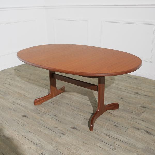 Fresco ホエールレッグ エクステンションダイニングテーブル (4393)
