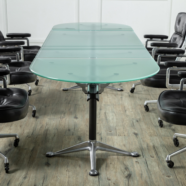 #34800 Herman Miller バーディックグループテーブル コンディション画像 - 2