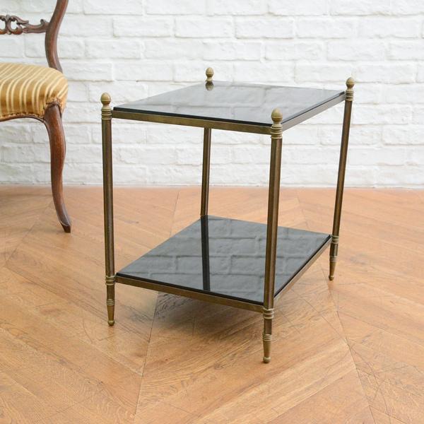 大理石天板 サイドテーブル