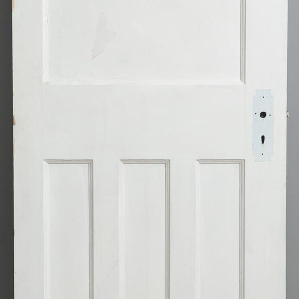 #34700 英国ヴィンテージ 木製ドア コンディション画像 - 4