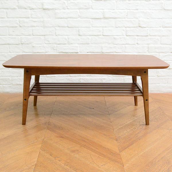 北欧レトロ スタイル センターテーブル