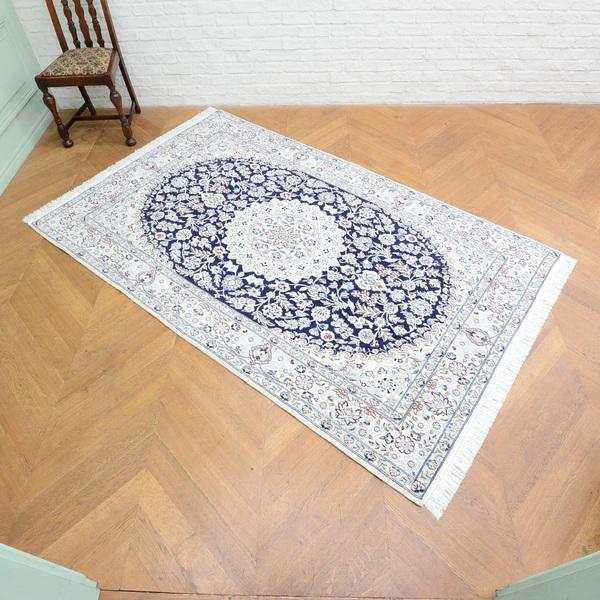 ウール 機械織り ペルシャ絨毯