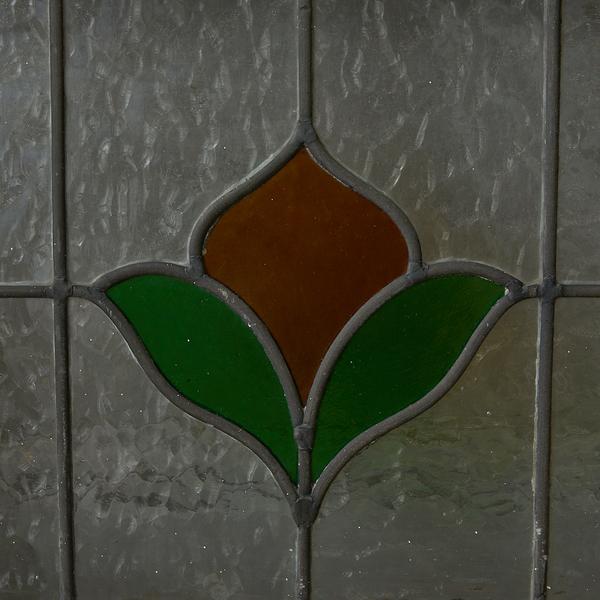 アールデコスタイル ステンドグラス 3点セット
