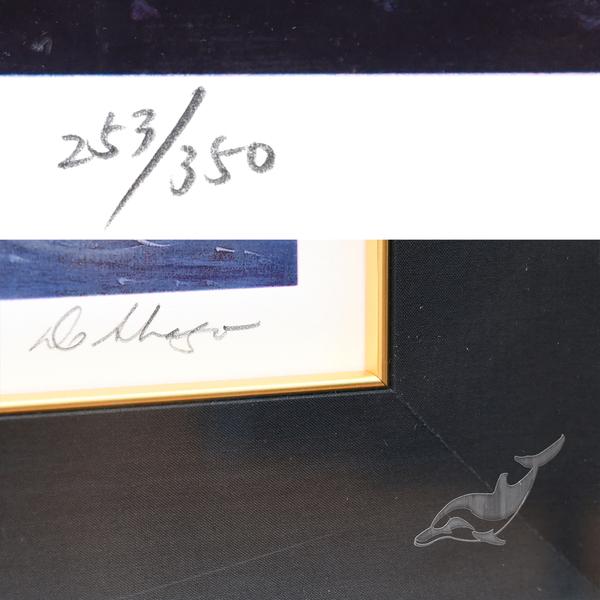 William Deshazo [ プライドアンドパッション ] 253/350 風景画 大判額装