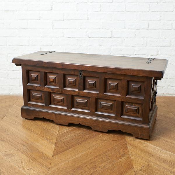 スペイン製 ベンチボックス