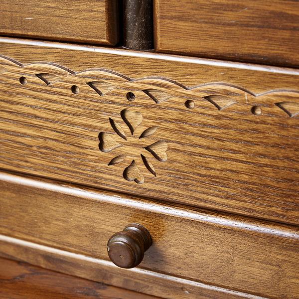 パリの雑貨屋  裁縫箱