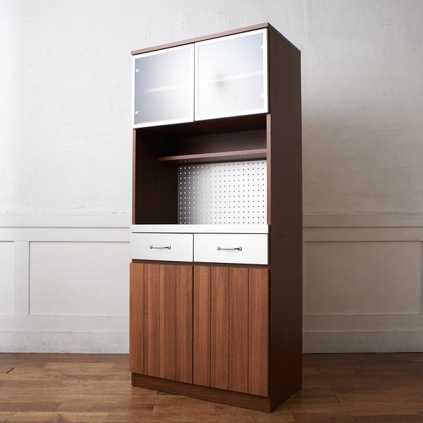 STRADA キッチンボード オープン W800