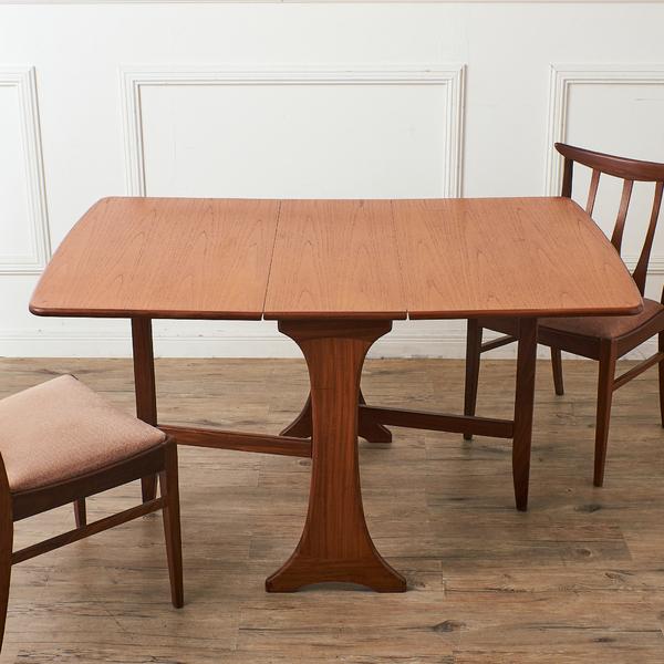 ジープラン G-PLAN / UK G-PLAN フレスコ ゲートレッグドロップリーフテーブル