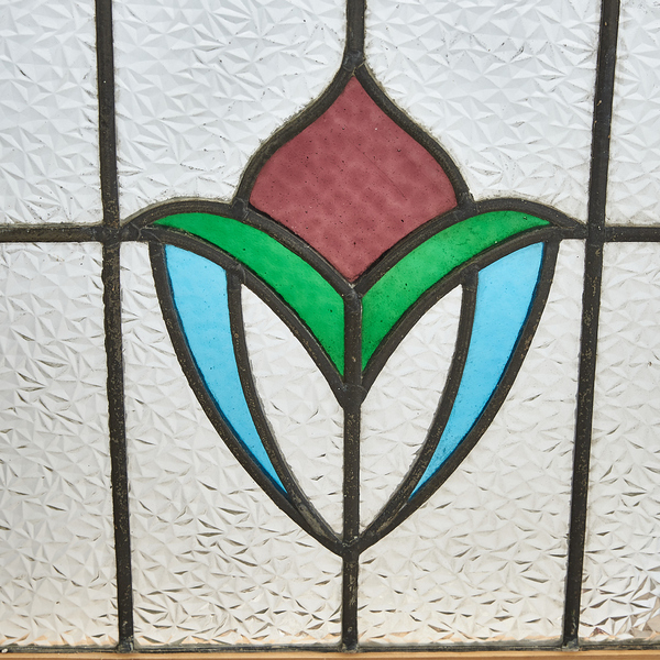 #35449 アールデコスタイル ステンドグラス コンディション画像 - 4