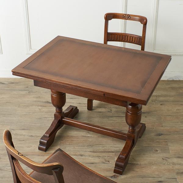 英国クラシック ドローリーフテーブル
