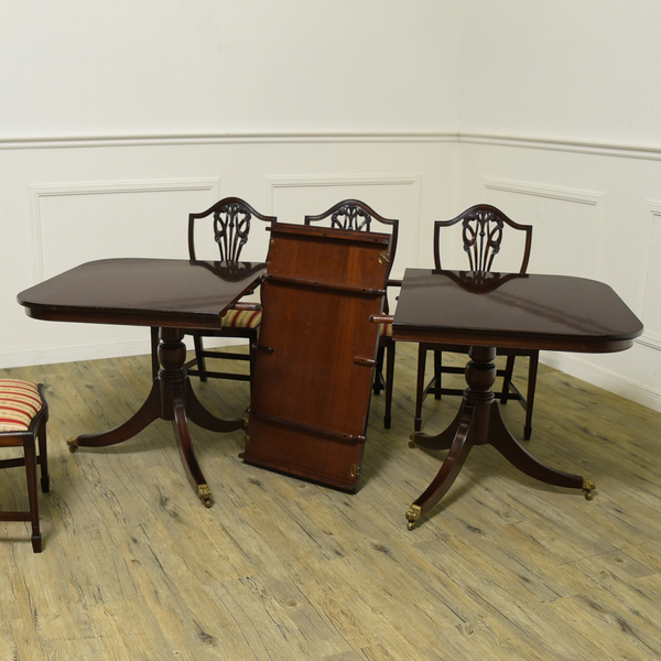 #34633 リージェンシー エクステンションダイニングテーブル コンディション画像 - 4