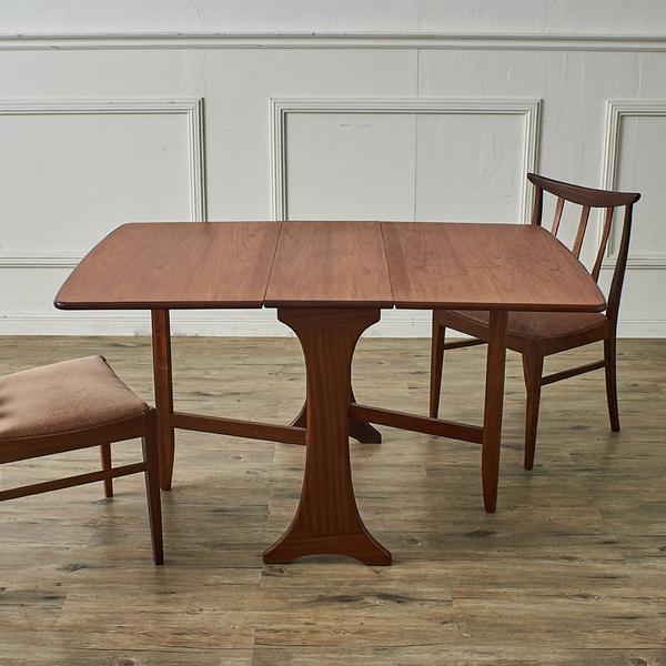 ジープラン G-PLAN / UK Fresco ゲートレッグドロップリーフテーブル