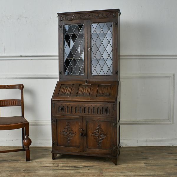 ジェイシーファニチャー jaycee furniture / UK Jaycee Furniture ビューローブックケース