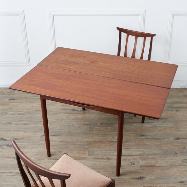 ジープラン G-PLAN (エベネゼル・グーム Ebenezer Gomme) / UK Danish ドロップリーフダイニングテーブル